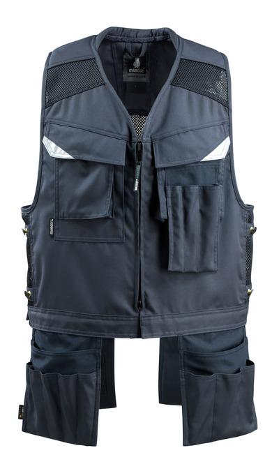 MASCOT® Baza - dark navy - Tool Vest