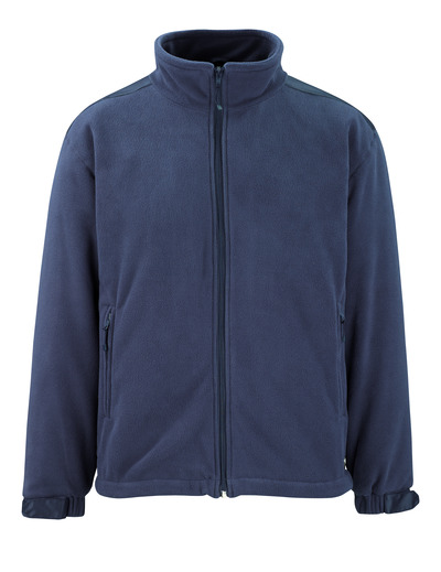 MACMICHAEL® Bogota - navy - Fleece Jacket with lightweight lining