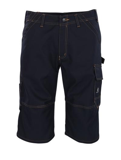 MASCOT® Borba - dark navy - ¾ Length Trousers