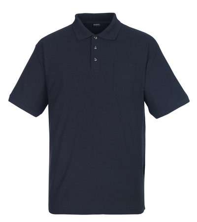 MASCOT® Borneo - dark navy - Polo Shirt