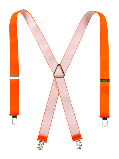 MASCOT® Brits - hi-vis orange - Braces, adjustable