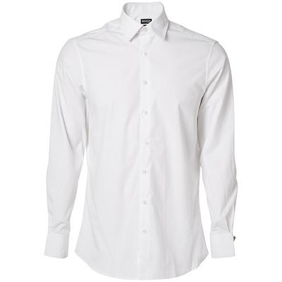 MASCOT® CROSSOVER - white - Shirt, poplin, modern fit