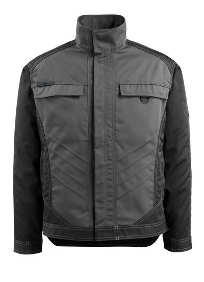 MASCOT® Fulda - dark anthracite/black - Jacket, lightweight