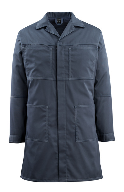 MASCOT® Gladstone - dark navy - Warehouse Coat