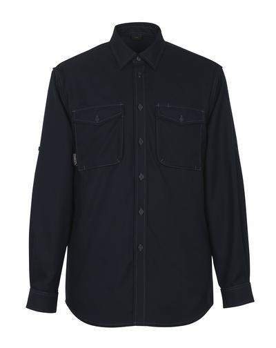 MASCOT® Hampton - dark navy - Shirt