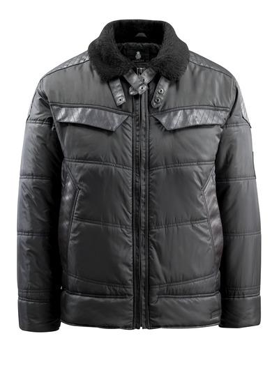 MASCOT® Haro - black - Winter Jacket, padded