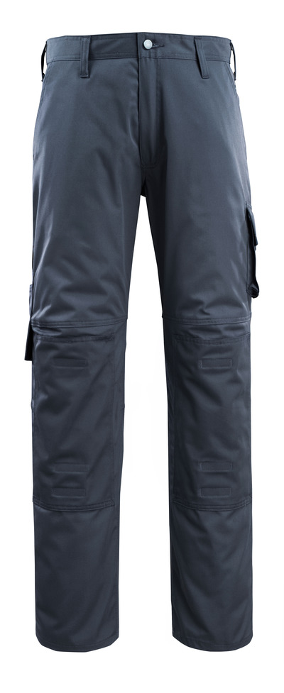 MACMICHAEL® Jardim - dark navy - Trousers with kneepad pockets, lightweight