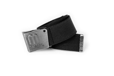 MASCOT® Kampala - black - Belt with adjustable buckle, elastic