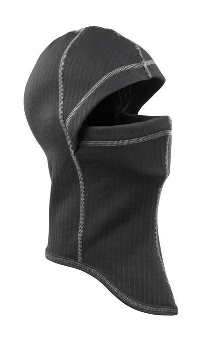 MASCOT® Kindu - black - Balaclava, insulating head and neck gear