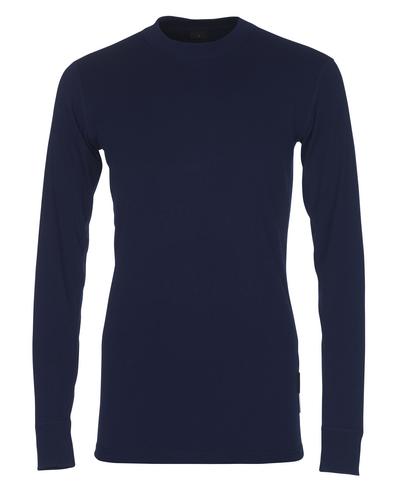 MASCOT® Kiruna - navy - Functional Under Shirt, moisture wicking
