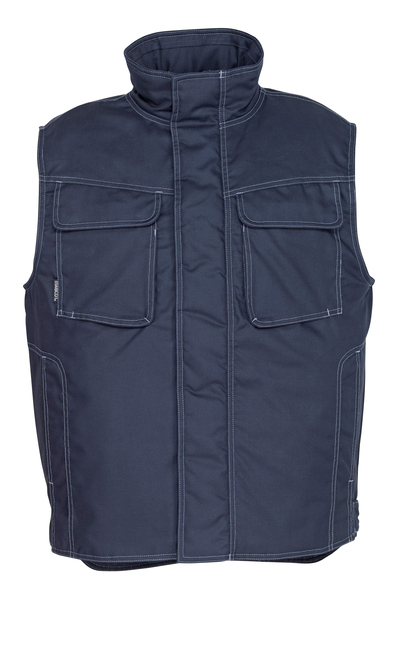 MASCOT® Knoxville - dark navy - Gilet with quilted lining