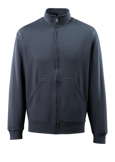 MASCOT® Lavit - dark navy - Zipped Sweatshirt