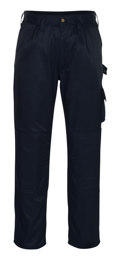 MASCOT® Los Angeles - navy* - Trousers with kneepad pockets