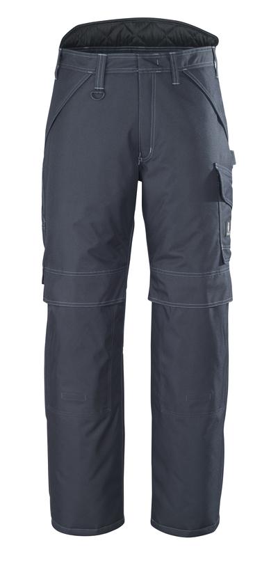 MASCOT® Louisville - dark navy - Winter Trousers, waterproof