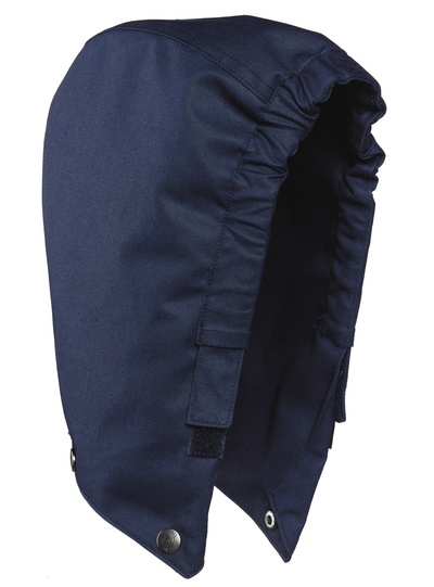 MASCOT® MacGill - navy - Hood with press studs, multi-protective, waterproof