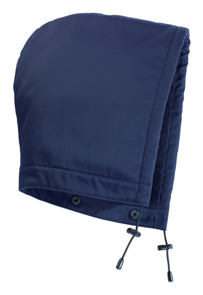 MASCOT® MacKenzie - navy - Hood with press studs and lining, water-repellent