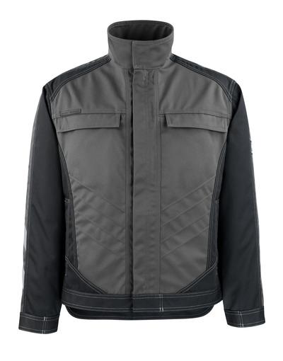 MASCOT® Mainz - dark anthracite/black - Jacket, high durability