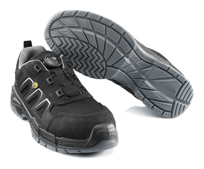 MASCOT® Manaslu - black - Safety Shoe S3 with Boa® closure