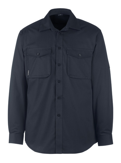 MASCOT® Mesa - dark navy - Shirt