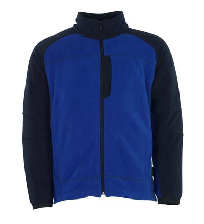 MASCOT® Messina - royal/navy - Fleece Jacket with anti-pilling