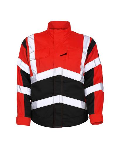 MASCOT® Mirandela - hi-vis red/dark anthracite* - Jacket