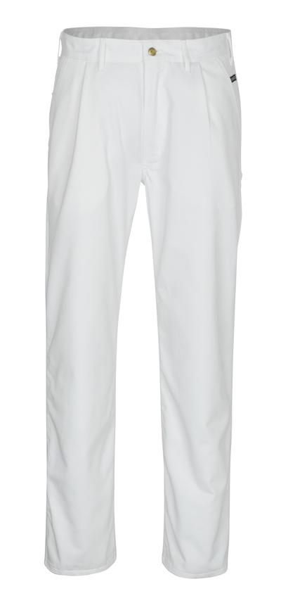 MASCOT® Montana - white - Trousers, high durability
