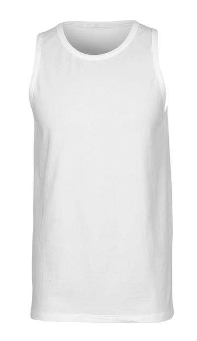 MASCOT® Morata - white* - Under Shirt, modern fit