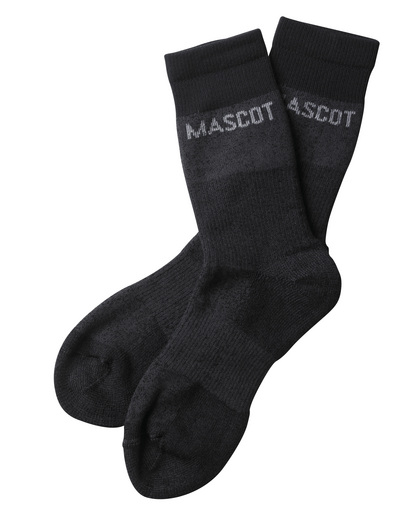 MASCOT® Moshi - dark anthracite-flecked  - Socks