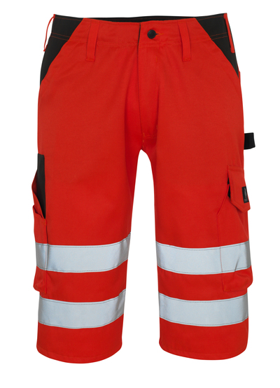 MASCOT® Orada - hi-vis red/dark anthracite* - ¾ Length Trousers