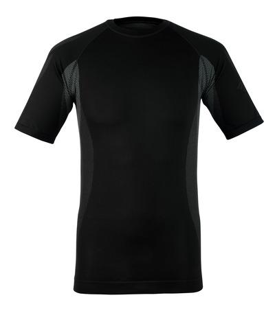 MASCOT® Pavia - dark anthracite - Functional Under Shirt, short sleeved, lightweight, moisture wicking