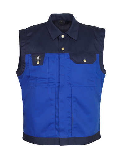 MASCOT® Prato - royal/navy - Gilet, high durability