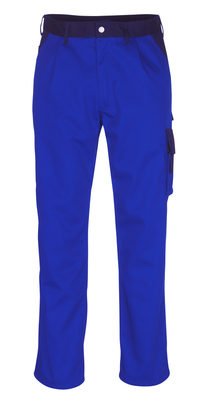 MASCOT® Salerno - royal/navy - Trousers, high durability