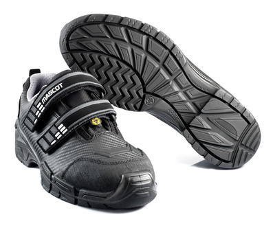 MASCOT® Sanford - black* - Safety Shoe