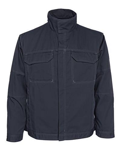 MASCOT® Trenton - dark navy - Jacket, cotton
