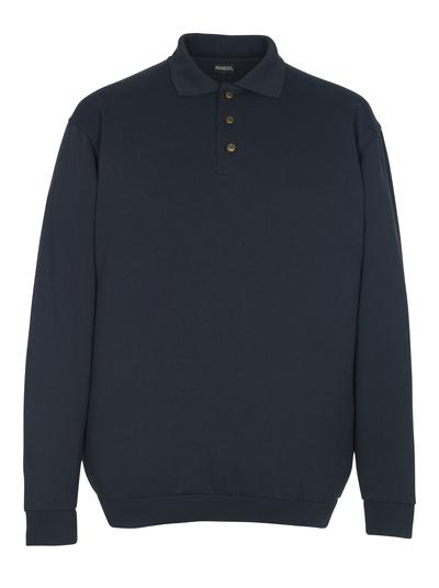 MASCOT® Trinidad - dark navy - Polo Sweatshirt