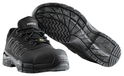MASCOT® Ultar - black - Safety Shoe S3 with laces