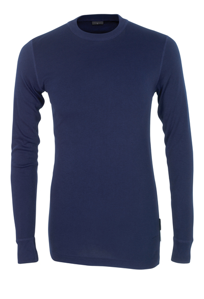 MASCOT® Uppsala - navy - Thermal Under Shirt