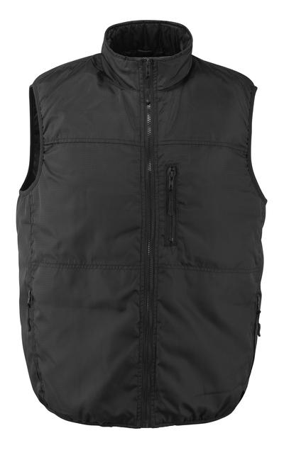 MASCOT® Vilada - black - Gilet, padded
